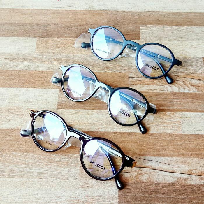 Jual Frame Kacamata moscot 9105 Round pria wanita - Linkme  95ce3308d6