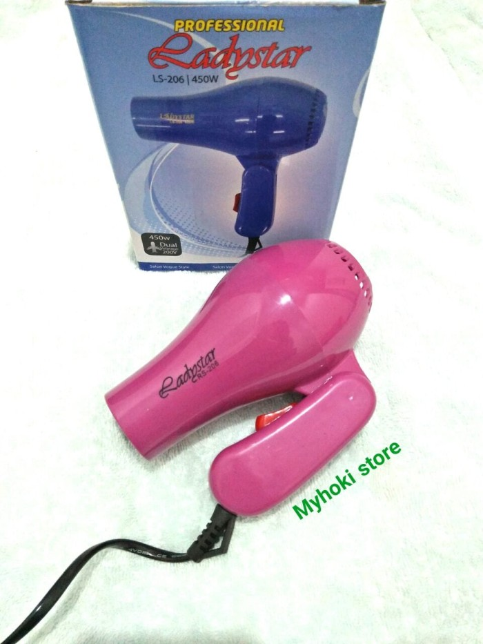Hairdryer ladystar LS-206 pengering rambut  23a888af26