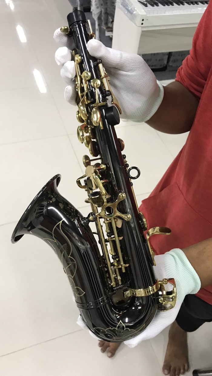 harga Baby saxophone alto antonio lengkap + hardcase Tokopedia.com