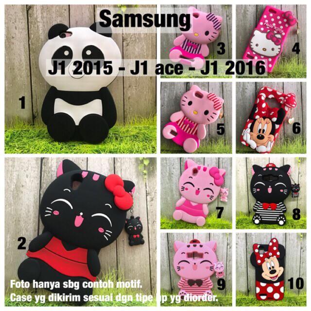 harga Case rubber boneka hello kitty samsung j1 2015 j1 2016 j1 ace . ba3d2ed026