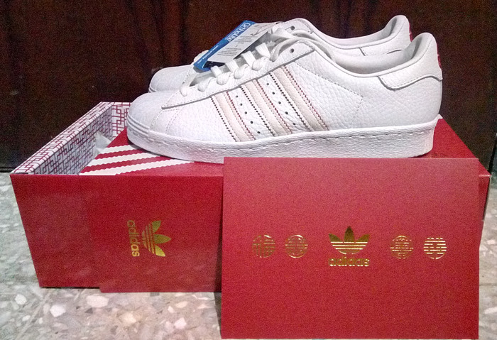 sports shoes 6e0be b7aee Adidas SuperStar , campus CNY LTD (Chinese New Year Edition) ORIGINAL