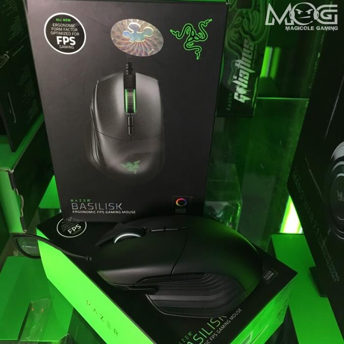harga Razer basilisk chroma - fps gaming mouse Tokopedia.com
