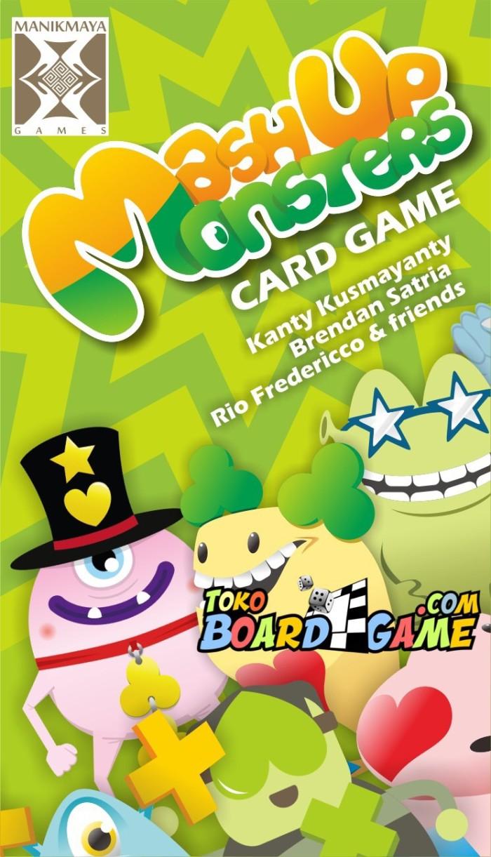 Foto Produk Mash Up Monster !! ( Original ) Board Game dari Toko Board Game
