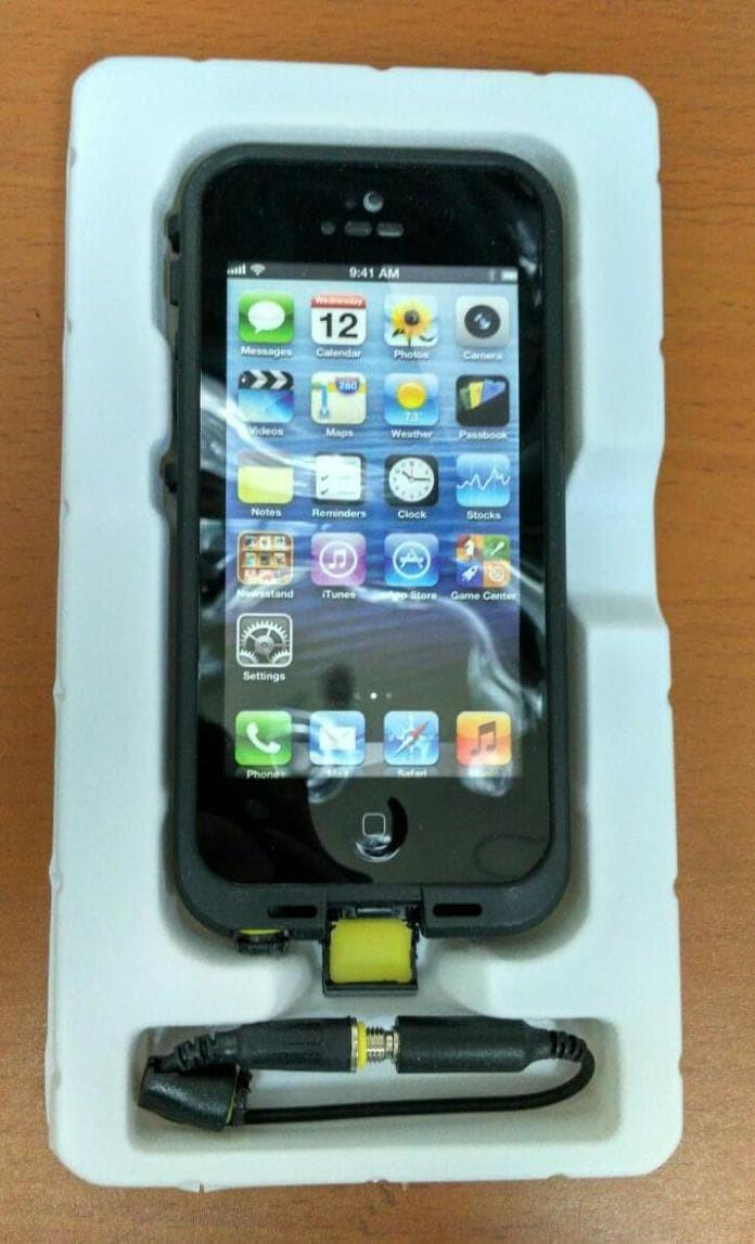 Redpepper lifeproof iphone 5 5s se waterproof csg41