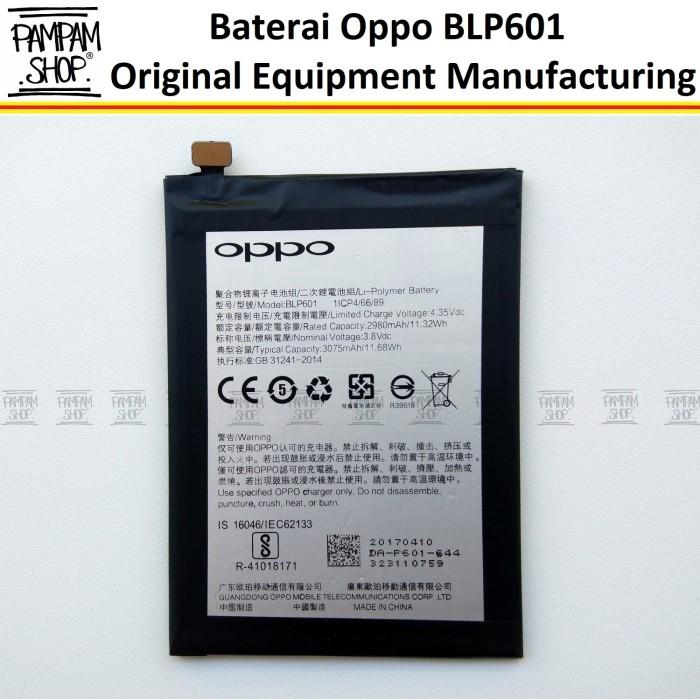 harga Baterai handphone oppo f1s blp601 original oem batre batrai blp 601 hp Tokopedia.com