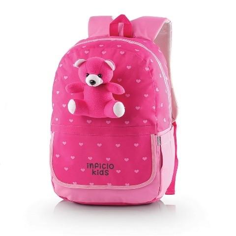 harga Free raincover tas anak perempuan boneka pink cantik - ransel sekolah Tokopedia.com