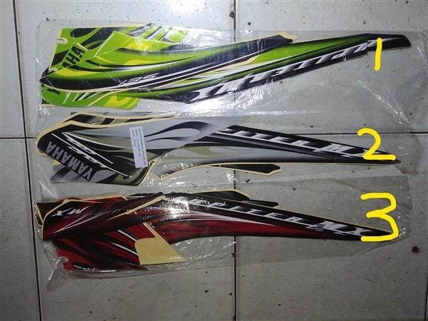 harga Striping lis&stiker body&stiker motor jupiter mx 2009 Tokopedia.com