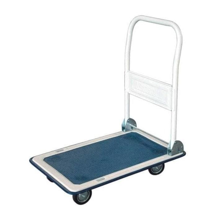 harga Troli pengangkut barang / trolley krisbow barang lipat 300kg Tokopedia.com