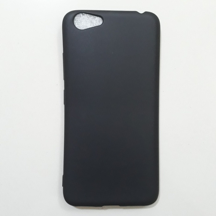 pretty nice 3d256 8606e Jual Vivo Y53 Silicone Case Full Black - Silikon Hitam Polos - Kota  Samarinda - Merlin Aksesoris | Tokopedia