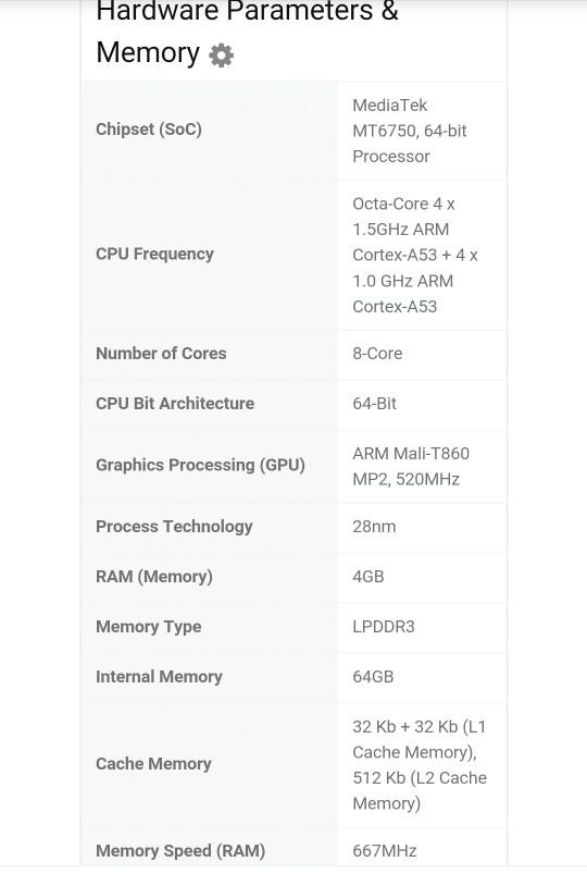 Jual M-HORSE Pure 2 4G Smartphone 5 99 inch Android 7 0 MTK6750 Octa Core 4  - Kab  Cirebon - GNF Shop2 | Tokopedia