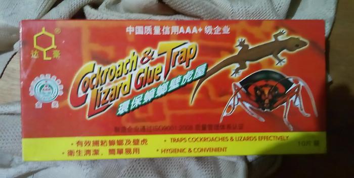 harga Perangkap cicak dan kecoa kecoak lizard cockroach glue trap Tokopedia.com