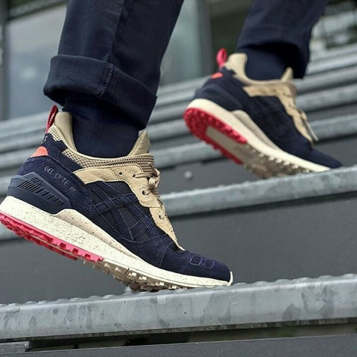 Jual Asics Gel Lyte 3 MT Boost Sneakers INDIANAINK Navy, 42 DKI Jakarta Areba_store   Tokopedia