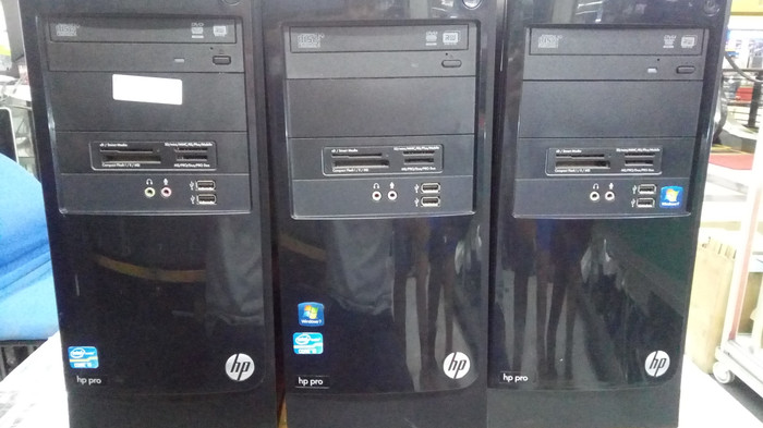 Jual CPU HP PRO 3330 MICRO TOWER CORE I5 2400 - Jakarta Pusat - bekancan   computer | Tokopedia