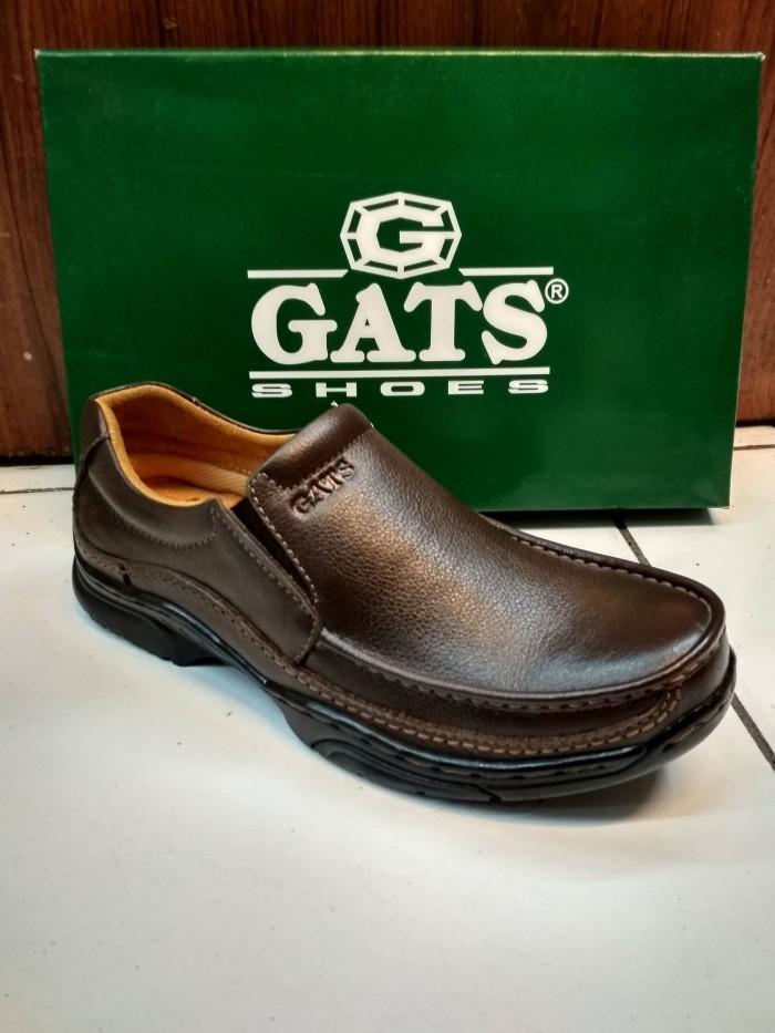 harga Sepatu Kulit Gats Mp 2605 Tokopedia.com