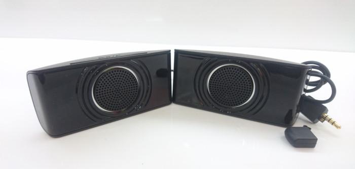 harga Genuine sony ericsson ms450 portable stereo speaker Tokopedia.com
