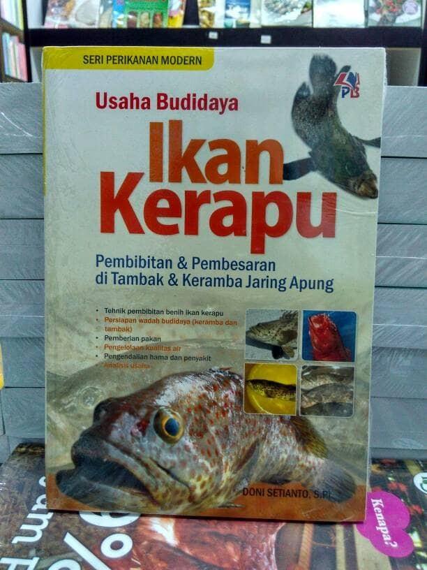 Jual Usaha Budidaya Ikan Kerapu Kota Yogyakarta Rukobersahaja Tokopedia