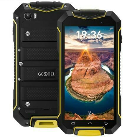 harga Geotel a1 ip67 ram 1 rom 8 android 7.0 3g gps Tokopedia.com
