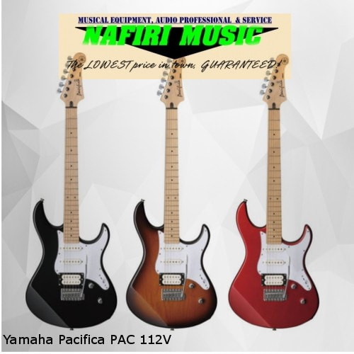 harga Yamaha pacifica pac 112v Tokopedia.com