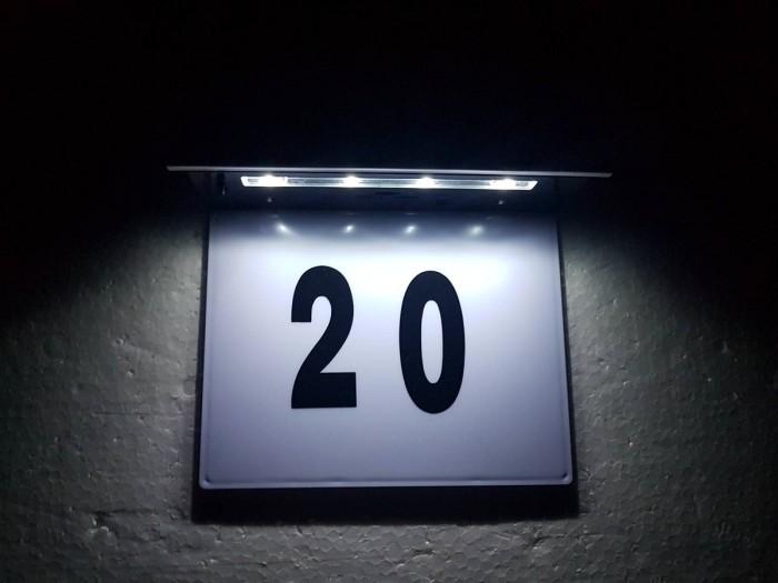 harga Lampu no rumah 4 led solar power tenaga surya matahari Tokopedia.com
