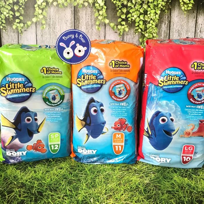 harga Huggies Little Swimmers / Popok Renang / Swim Diaper Tokopedia.com