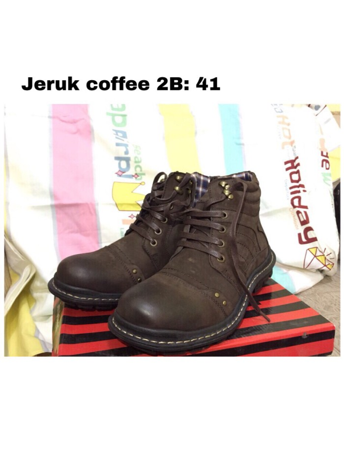 boot JIM JOKER JERUK COFFEE