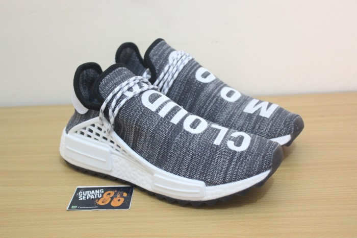 7f810fbe4 Jual Sepatu Adidas NMD Human Race Trail x Cloud Mood Pharrell ...