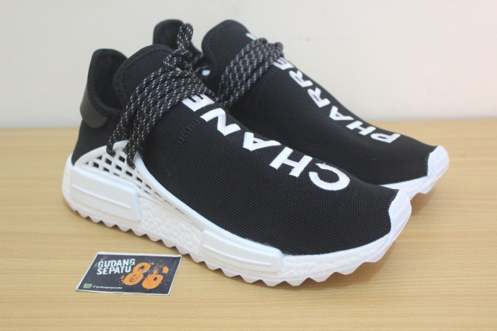 Sepatu Adidas NMD Human Race x Chanel Pharrell Williams - Premium 398a0b1f46
