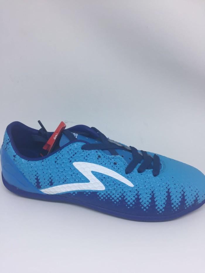 harga Sepatu futsal specs original cyanide wildcat navy/cirrus blue new 2018 Tokopedia.com
