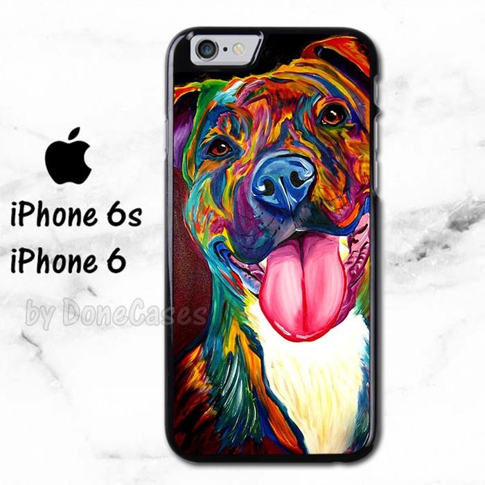 harga Casing iphone 6s pitbull painting art hard case custom Tokopedia.com