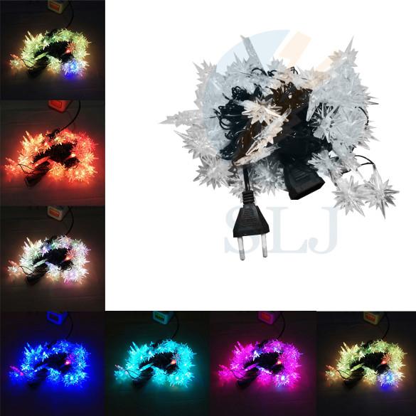 Foto Produk Lampu natal Led salju warna warni / lampu hias / lampu dekorasi dari sumber lighting jaya