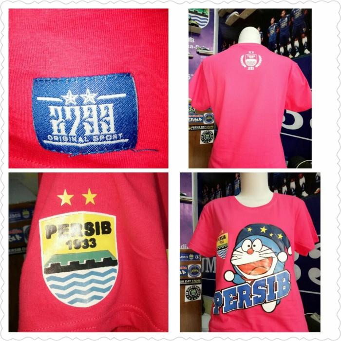 ... Informasi Harga Kaos Persib Original 2733 Warna Pink Buat WanitaSpotharga.com