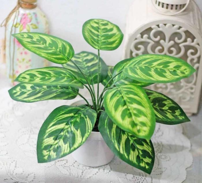harga Daun bunga plastik artificial artifisial hias dekorasi srigading 6 Tokopedia.com