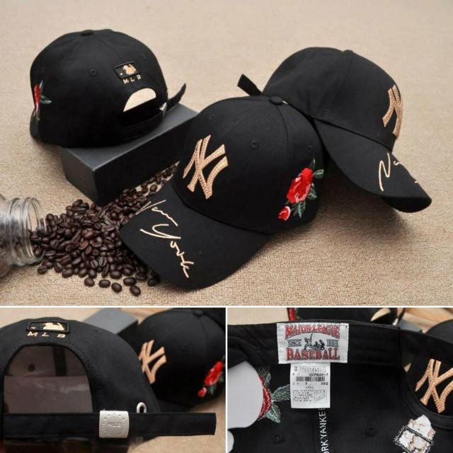 harga Topi baseball ny mlb - ny mlb cap original import - hat Tokopedia.com