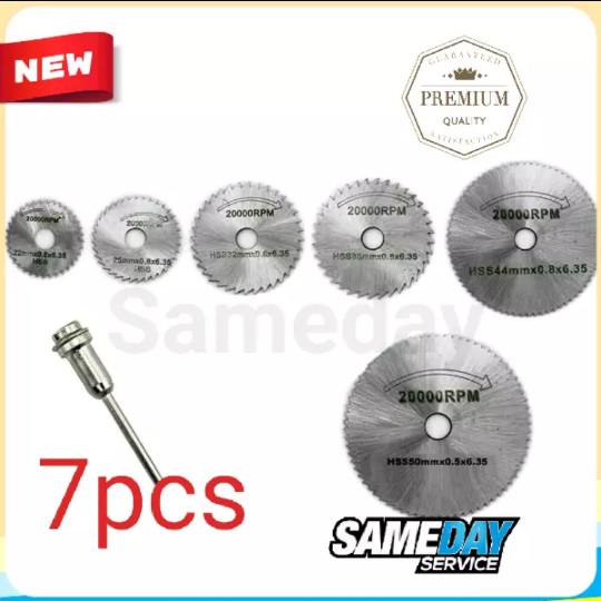 harga Mata gergaji potong hss mini circular saw blade rotary blade cutter Tokopedia.com