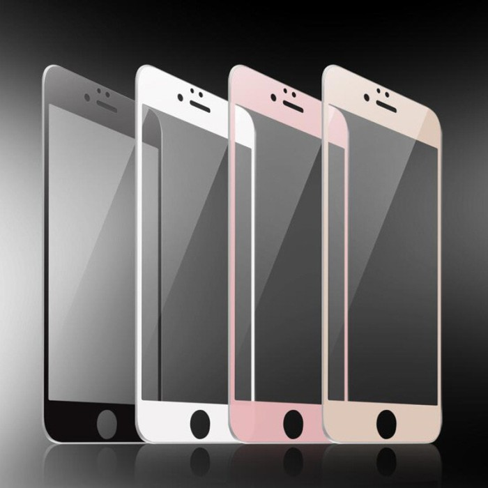 harga 9h full cover tempered glass for iphone 6 plus 4.7 inch Tokopedia.com