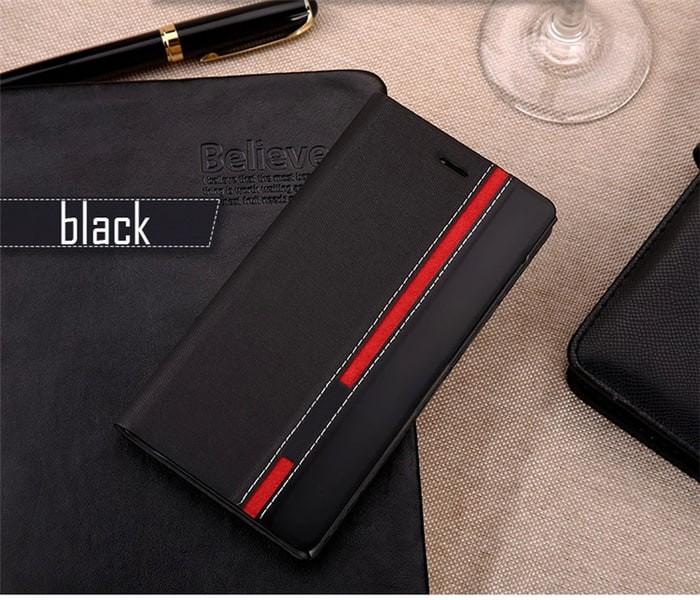 harga Lenovo  a7010 k4 note case leather kulit hp casing x-phase flip cover Tokopedia.com