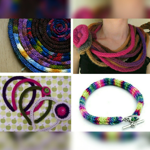 Jual Mainan Craft Import Clover Wonder Knitter Alat Rajut Kota