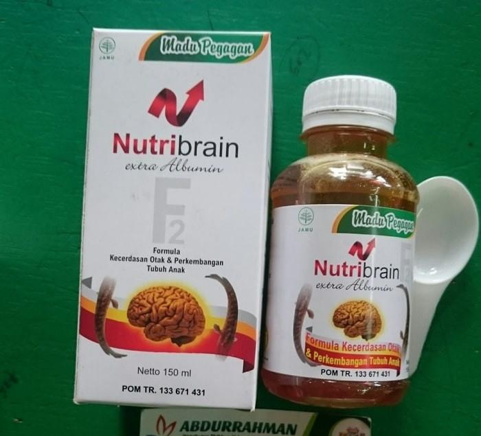 Madu nutribrain f2 formula kecerdasan otak 5 tahun keatas