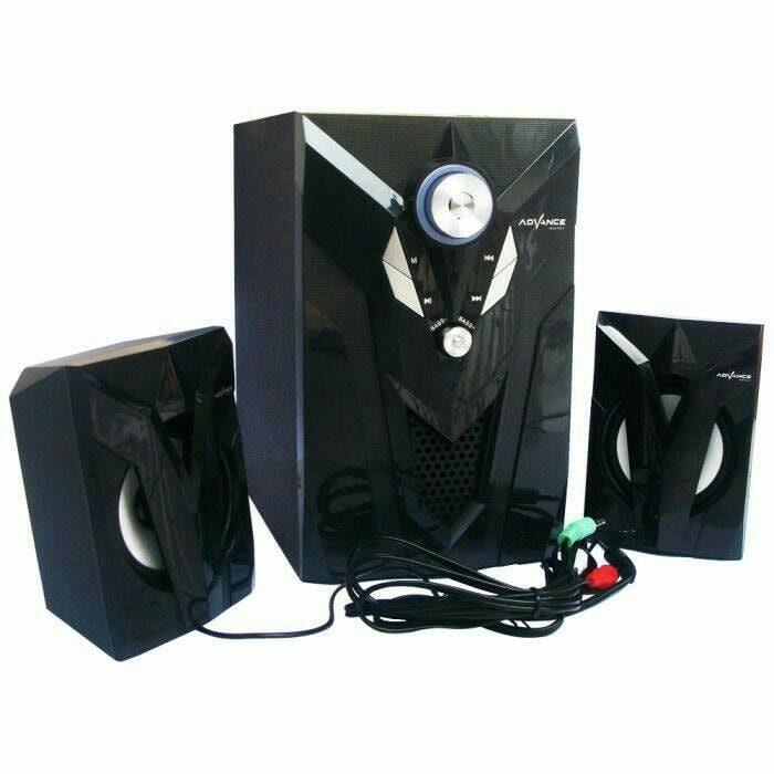 Speaker ADVANCE M10 BT - T394 Speaker Aktif - Speaker Multimedia