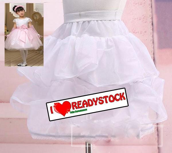 harga Pt.a.01 - petticoat anak untuk rok pendek / mini tutu dress Tokopedia.com