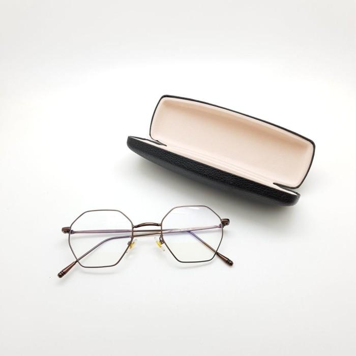 ... Frame Kacamata Minus Baca Fashion 6281 Kotak Pria Wanita - Blanja.com  ... abee5762ed