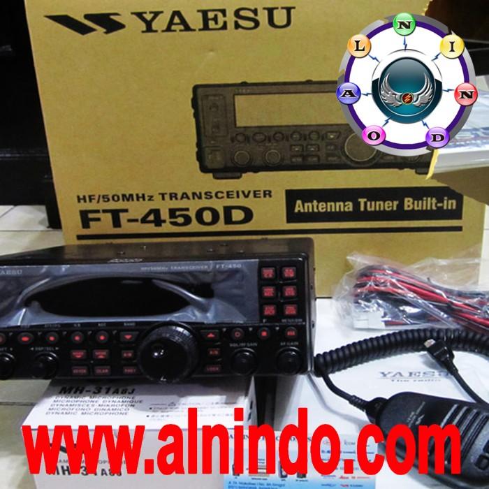 harga Yaesu ft-450d Tokopedia.com