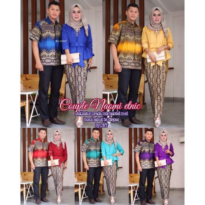 harga Sarimbit batik couple jelita naomi etnik Tokopedia.com