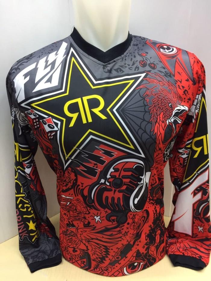Jersey Baju Motorcross Baju Sepeda Free Buffmasker Daftar Harga Source · Jersey baju balap motor cross