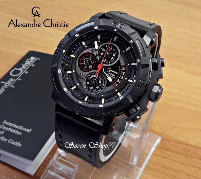 JAM TANGAN ALEXANDRE CHRISTIE AC 6439 ORIGINAL LIMITED EDITION !!!
