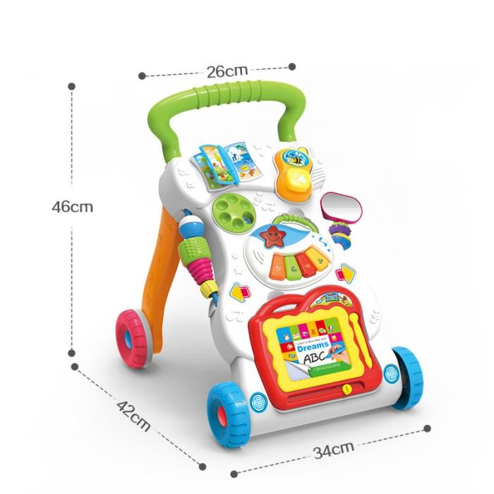 harga Baby walker stroller | alat bantu bayi belajar berjalan Tokopedia.com