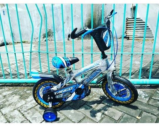 harga Sepeda anak bmx tango 12  inchi bukan federal polygon wimcycle murah Tokopedia.com