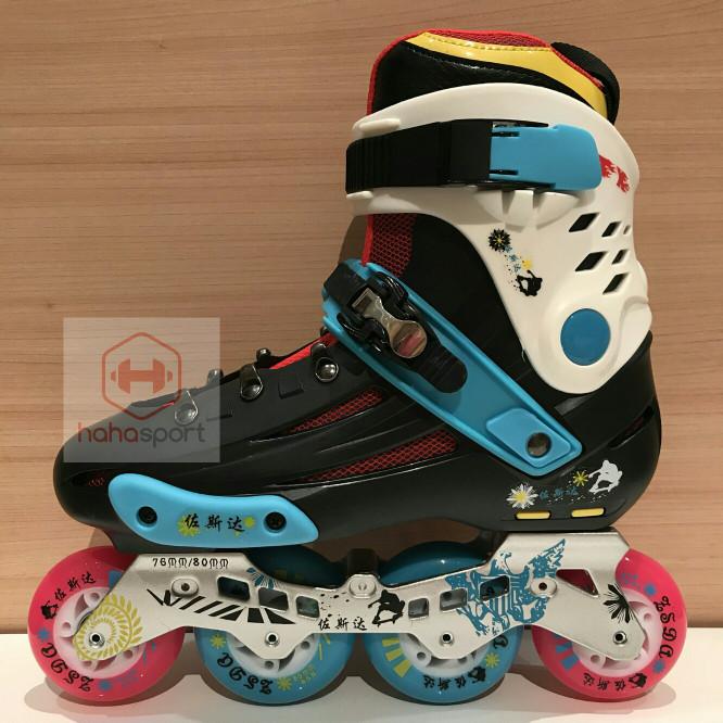 harga Sepatu roda inline skate dlf f4s Tokopedia.com