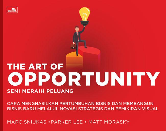 harga The art of opportunity Tokopedia.com