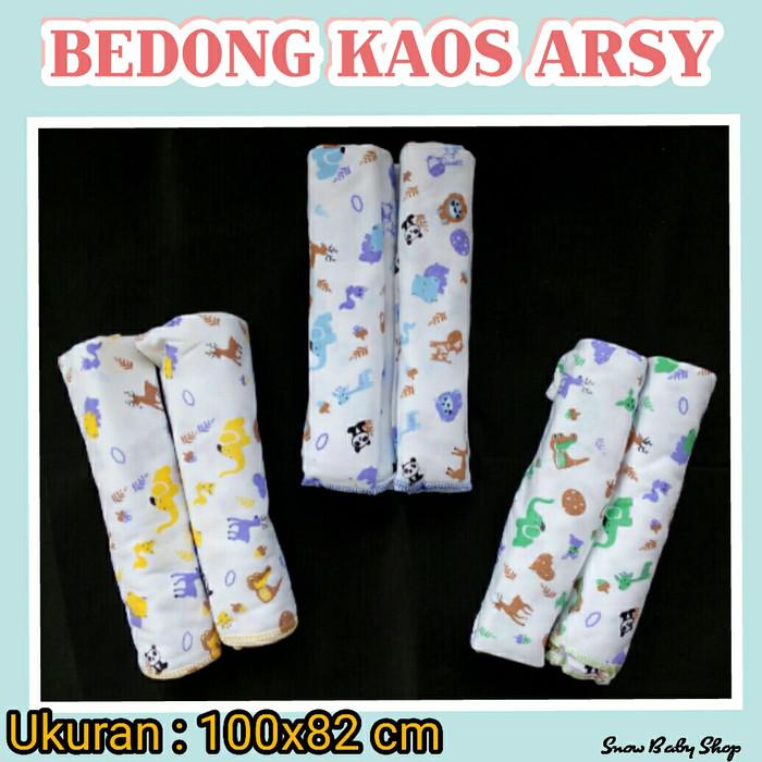 harga Bedong kaos baby arsy / bedong bayi isi 6 pcs Tokopedia.com